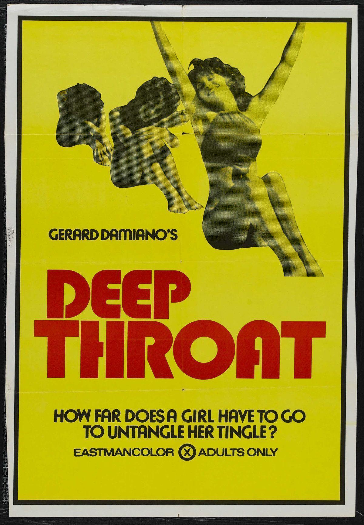 Smartie reccomend New deep throat movie
