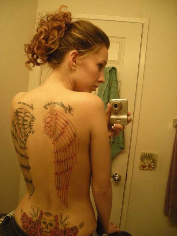 Poison I. reccomend Nude girls full frontal body tattoos