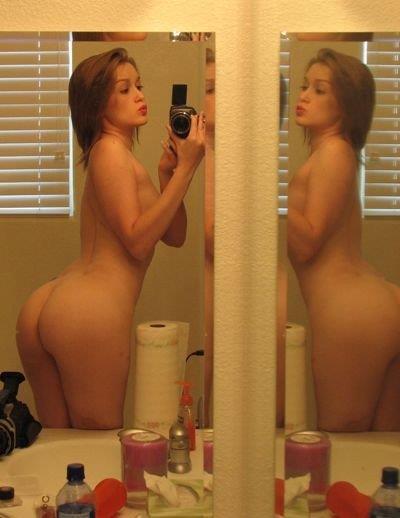 Nude sleeping naked ass