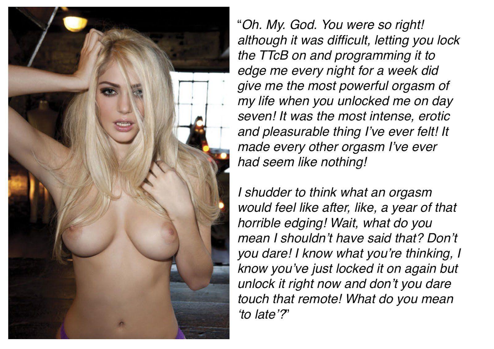 Girl sucking big tits