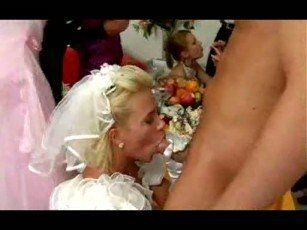 best of After and with the friends wedding bride Orgy