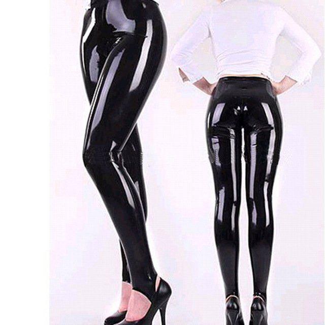 Plus size rubber fetish wear