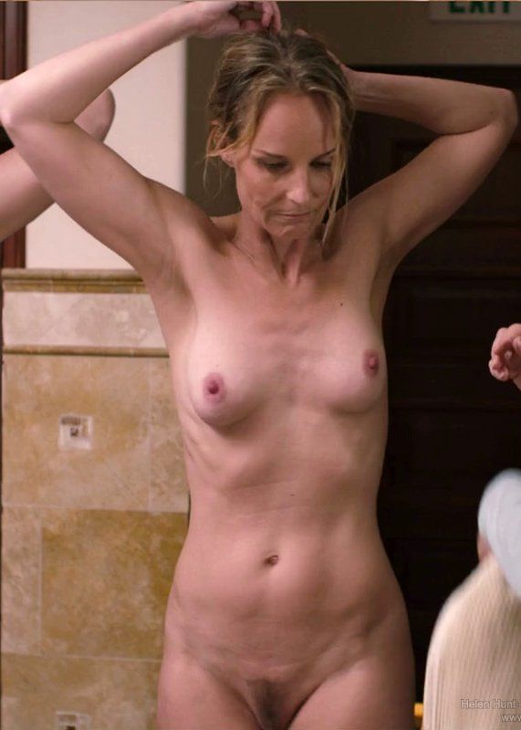 Will sexy nude helen hunt confirm