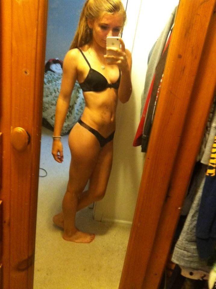 teen bikini cute topless thumbs