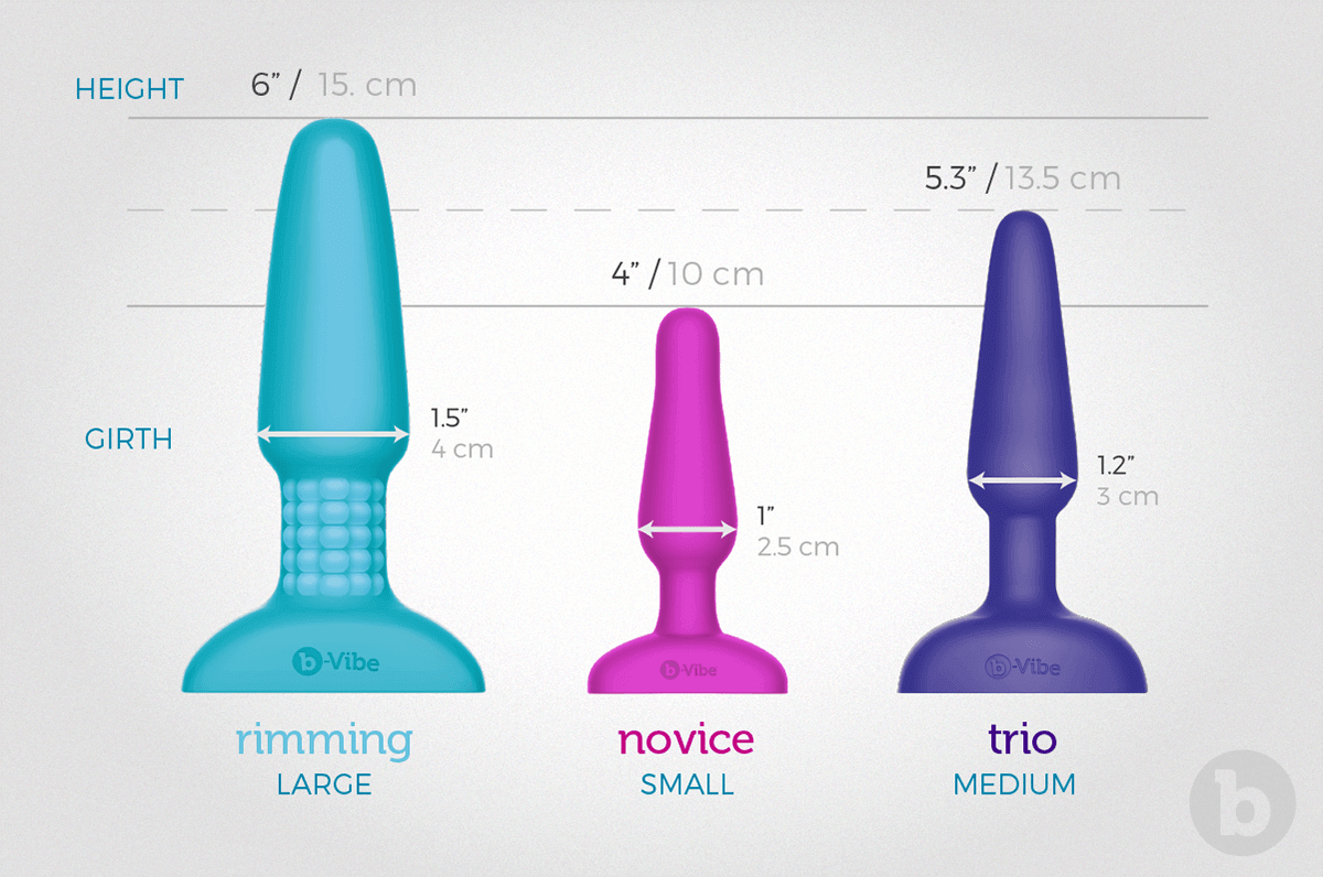 Stopper reccomend Small vibrating anal butt plugs for beginners