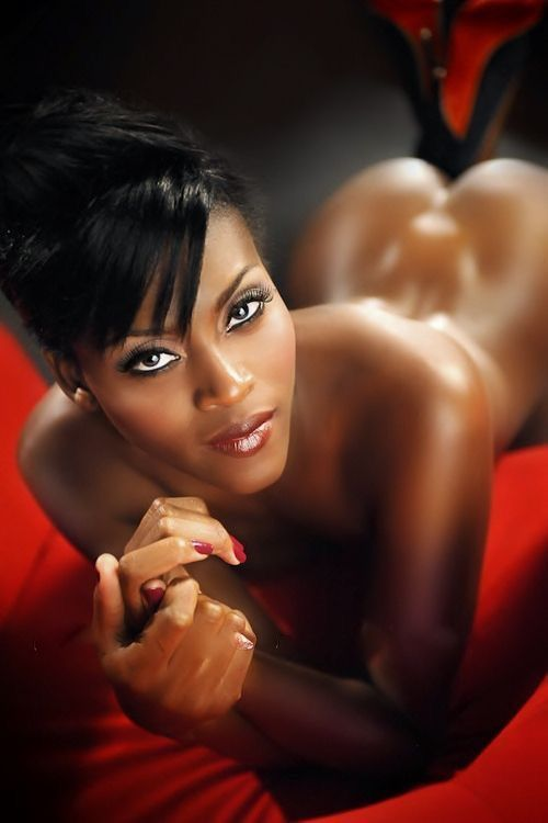 Have southern black beauties nude