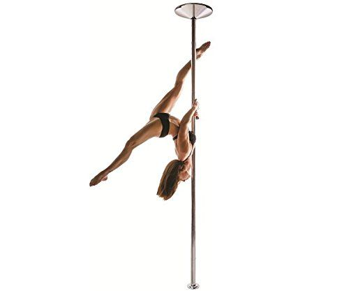 Stripper pole size