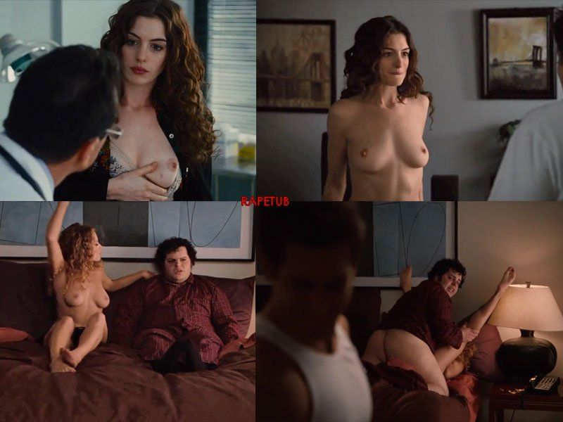 Anne hathway nude sex could