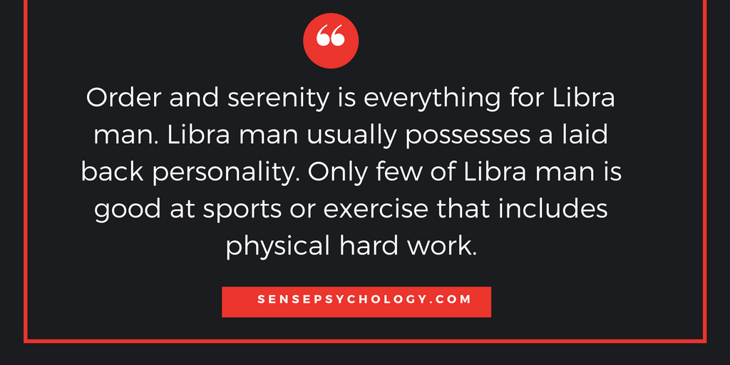 best of Man libra sexually a does What like