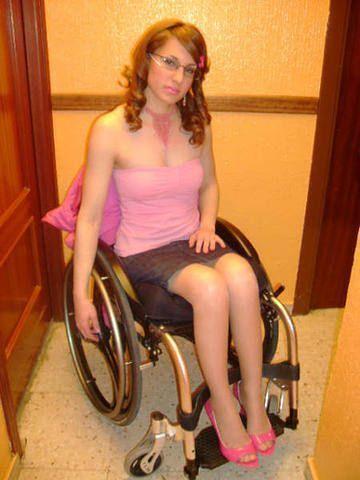 wheelchair girl nude photos free